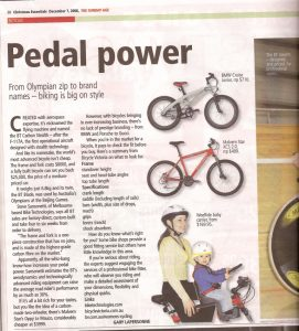 WeeRide Australia News Articles Media Releases 2