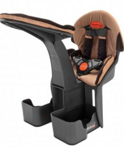 WeeRide Deluxe Bike Seat -BUNDLE LIMITED STOCK WITH KAZAM BIKE (RRP 229 DELUXE 169 KAZAM) ONLY $299! $100 SAVING