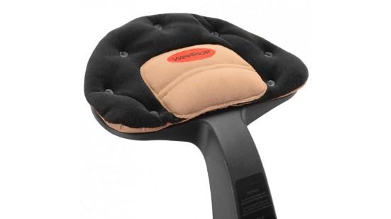 WeeRide Australia Bike Seat Deluxe Detail