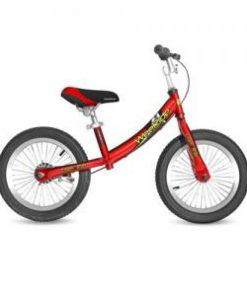 WeeRide Deluxe Balance Bike Red
