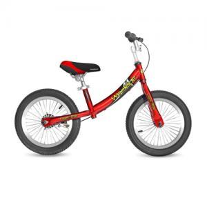 WeeRide Australia Deluxe Balance Bike Red