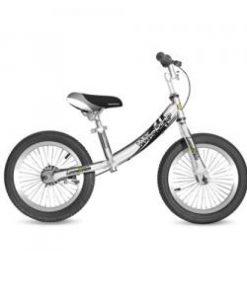 WeeRide Australia Deluxe Balance Bike Silver